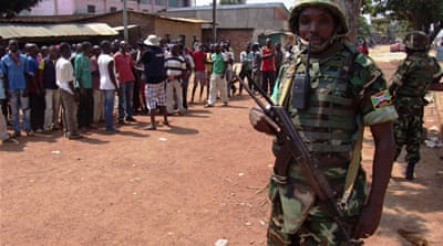 Dozens killed as fresh fighting erupts in CAR