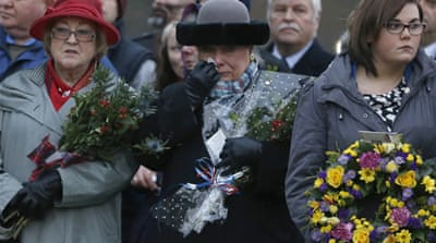 Leaders vow justice on Lockerbie anniversary