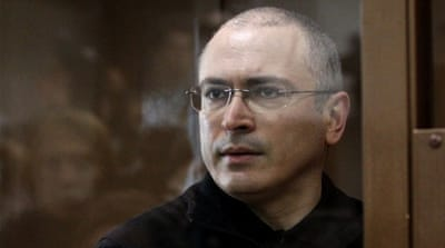 Khodorkovsky starts new life in Germany