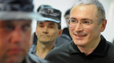 Khodorkovsky recently dismissed suggestions that he might return to business [AFP]