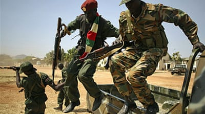 S Sudan army says strikes on rebels imminent