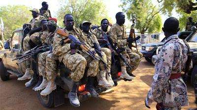 South Sudan is on the brink of a civil war [Reuters]