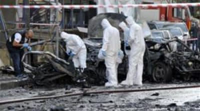 Beirut car bombing kills top politician