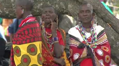Underage girls forced to marry in Kenya