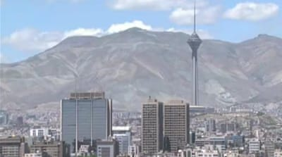 Iran considers changing capital city