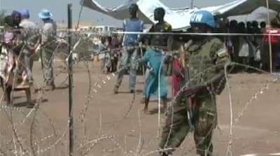 Peacekeepers overstretched in South Sudan