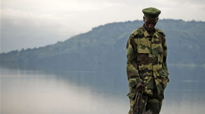 DR Congo risks violence despite rebel defeat