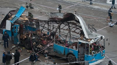 Second deadly blast hits Russia's Volgograd