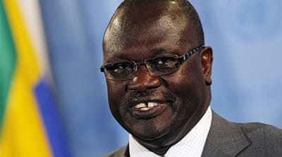 South Sudan's government says Machar is directing rebels from his hiding position in the bush [Reuters]