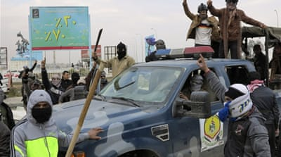 Dozens of Iraqi MPs quit over Anbar violence