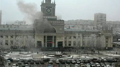 Two bomb blasts in Volgograd in two days killed more than 30 people and injured more than a hundred [AP]