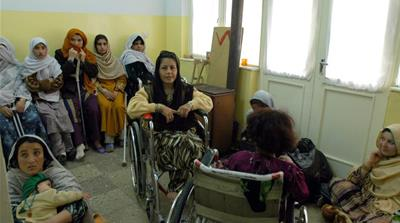 The neglect of Kabul's disabled war veterans
