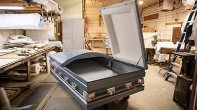 US obesity spike brings bigger coffins