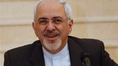 Iran's Foreign Minister Mohammad Javad Zarif has visited three Gulf nations this week [AFP]