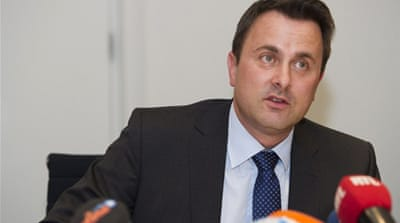 Bettel says his government will have to take unpopular measures to preserve its triple-A credit rating [AFP]