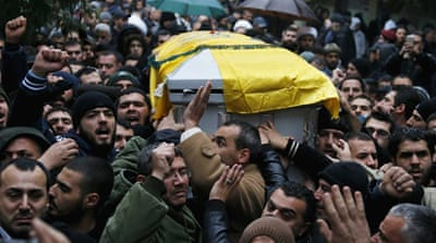 Senior Hezbollah leader killed in Beirut