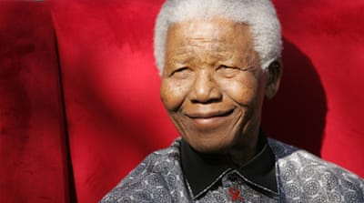 Officials expect tens of thousands to participate in next week's official services for Mandela [AFP]