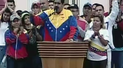 Venezuela's Maduro rules in Chavez's shadow