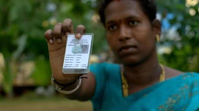 Indian transgender passes test before exam