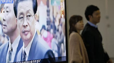 N Korea dismisses uncle of leader Kim Jong-un