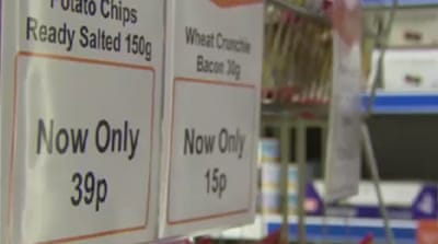 Supermarket aimed at UK's poorest opens