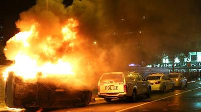 Inquiry begins into Singapore's 'worker' riot