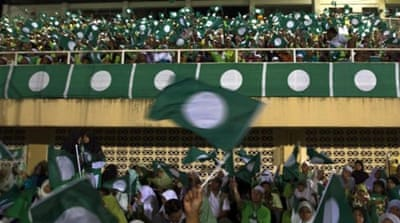 The rising force in Malaysia's opposition