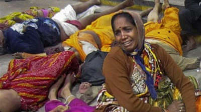 Inquiry ordered into deadly India stampede