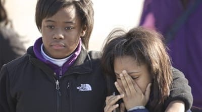 US First Lady mourns slain Chicago teenager