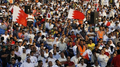 Bahrain holds talks to end political deadlock