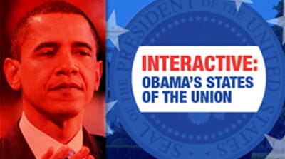 Deconstructing Obama's States of the Union