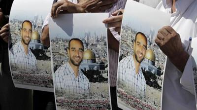 Samer Issawi  was released by Israel in October 2011, and later re-arrested [AP]