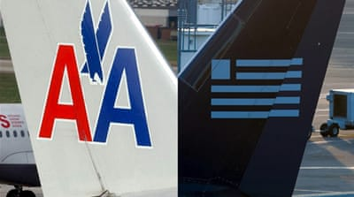 American Airlines and US Airways set to merge