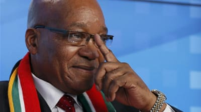 President Jacob Zuma's comments on Malawi have drawn outrage and ridicule on the continent [Reuters]