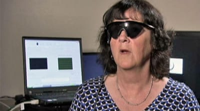 Doctors envision 'bionic eye' for the blind