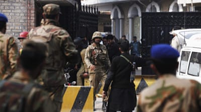 Deadly attack in Pakistan's Peshawar