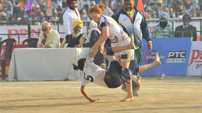 Kabaddi bids for Olympic glory