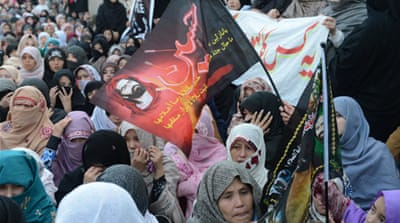 Pakistan Shias demand action over attack