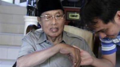 Sultan Jamalul Kiram instructed his people to hold and stay at Sabah where they claimed they own the land [EPA]