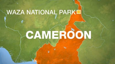 The seven French nationals were seized while holidaying in the north of Cameroon [AFP]