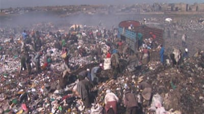 UN highlights food waste in Kenya