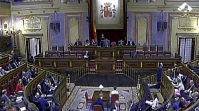 Spanish politicians accused of corruption