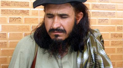 Maulvi Faqir Muhammad was the Tehreek-e-Taliban Pakistan's commander in the Bajaur tribal area [EPA]