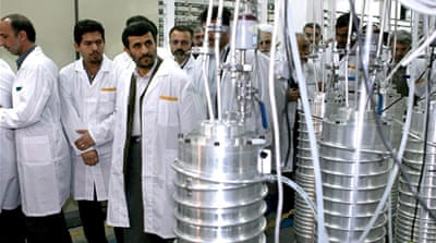International talks over Iran's nuclear programme are due to resume in Kazakhstan next week [EPA]