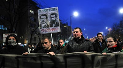 Bulgaria rallies continue as government quits