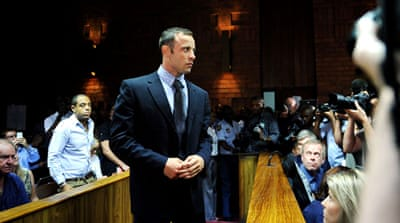 South African judge grants Pistorius bail