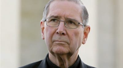 US cardinal's role under scrutiny