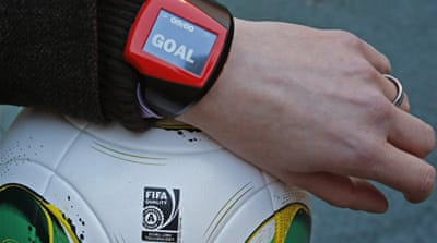 Goal-line technology continues to provide challenges for FIFA as its implementation gets closer [GETTY]