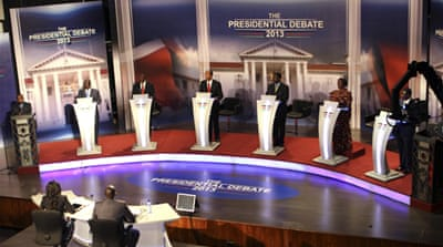Scandal claims dominate Kenya poll debate