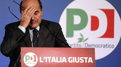 Italy seeks path out of election impasse